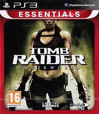 Einfach und sicher online bestellen: Tomb Raider: Underworld (Englisch) in Österreich kaufen.