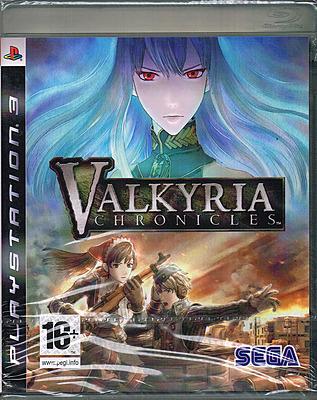 Einfach und sicher online bestellen: Valkyria Chronicles (EU-Import) in Österreich kaufen.