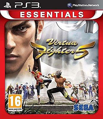 Einfach und sicher online bestellen: Virtua Fighter 5 Essentials (Englisch) in Österreich kaufen.