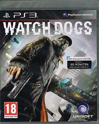 Einfach und sicher online bestellen: Watch Dogs (AT-PEGI) in Österreich kaufen.