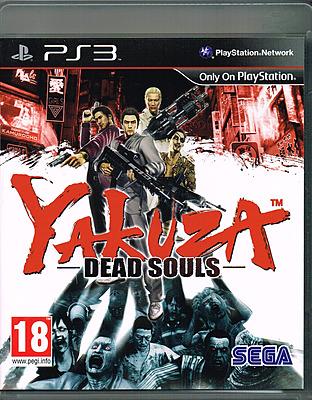 Einfach und sicher online bestellen: Yakuza: Dead Souls (EU-Import) in Österreich kaufen.
