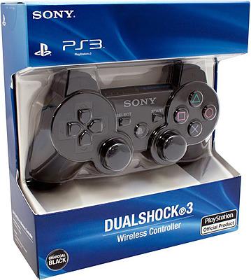 Einfach und sicher online bestellen: Controller Dualshock 3 Wireless black (refurbish) in Österreich kaufen.