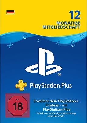 Einfach und sicher online bestellen: PlayStation Plus 12 Monate - Deutschland in Österreich kaufen.