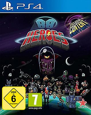 Einfach und sicher online bestellen: 88 Heroes in Österreich kaufen.