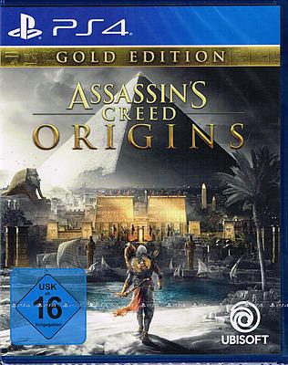 Einfach und sicher online bestellen: Assassin's Creed: Origins Gold Edition in Österreich kaufen.