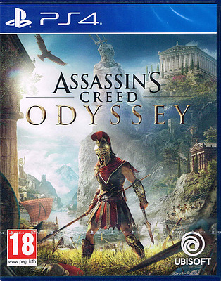 Einfach und sicher online bestellen: Assassin's Creed Odyssey (PEGI) in Österreich kaufen.