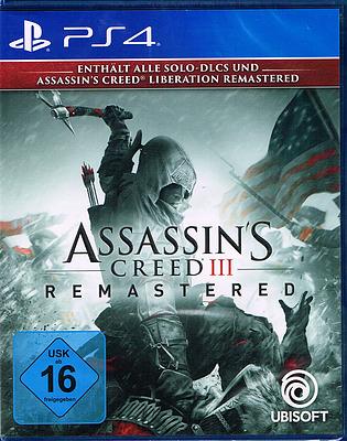 Einfach und sicher online bestellen: Assassins Creed 3 Remastered (AT-PEGI) in Österreich kaufen.