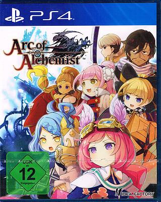 Einfach und sicher online bestellen: Arc of Alchemist in Österreich kaufen.