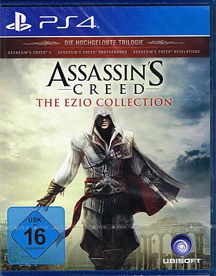 Einfach und sicher online bestellen: Assassin's Creed: The Ezio Collection (AT-PEGI) in Österreich kaufen.