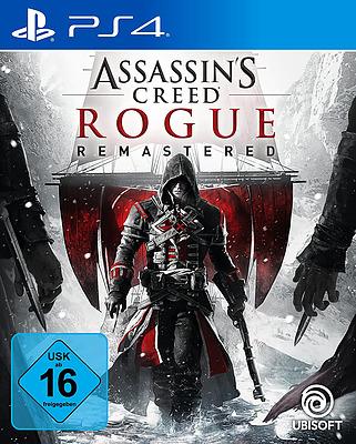 Einfach und sicher online bestellen: Assassins Creed: Rogue Remastered + DLCs (AT-PEGI) in Österreich kaufen.