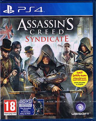 Einfach und sicher online bestellen: Assassin's Creed Syndicate (PEGI) in Österreich kaufen.