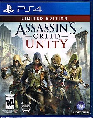 Einfach und sicher online bestellen: Assassins Creed: Unity Limited Edition (US-Import) in Österreich kaufen.