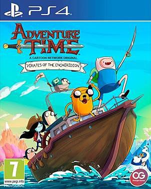 Einfach und sicher online bestellen: Adventure Time: Pirates of Enchiridion in Österreich kaufen.
