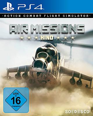 Einfach und sicher online bestellen: Air Missions HIND in Österreich kaufen.
