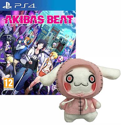 Einfach und sicher online bestellen: Akiba's Beat + Pinkun Plush Toy (EU-Import) in Österreich kaufen.