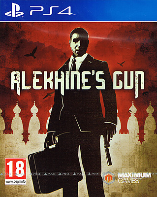 Einfach und sicher online bestellen: Alekhine's Gun (PEGI) in Österreich kaufen.