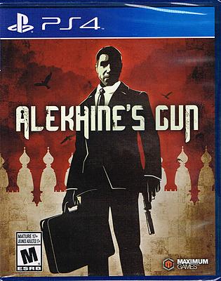 Einfach und sicher online bestellen: Alekhine's Gun (US-Import) in Österreich kaufen.