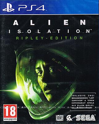 Einfach und sicher online bestellen: Alien: Isolation Ripley Edition (AT-PEGI) in Österreich kaufen.