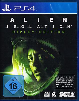 Einfach und sicher online bestellen: Alien: Isolation Ripley Edition in Österreich kaufen.