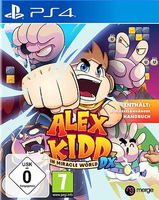 Einfach und sicher online bestellen: Alex Kidd - In Miracle World in Österreich kaufen.