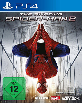 Einfach und sicher online bestellen: The Amazing Spider-Man 2 in Österreich kaufen.