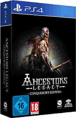 Einfach und sicher online bestellen: Ancestors Legacy Conquerors Edition in Österreich kaufen.