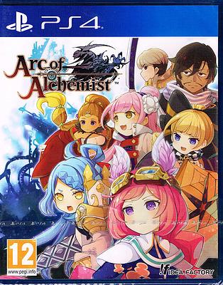 Einfach und sicher online bestellen: Arc of Alchemist (EU-Import) in Österreich kaufen.