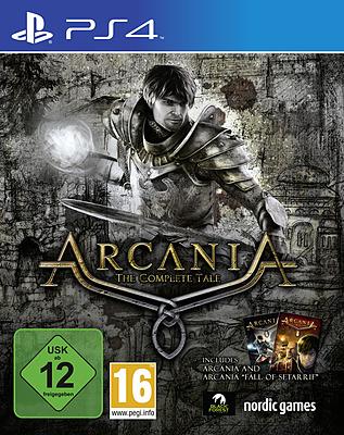 Einfach und sicher online bestellen: Arcania: Gothic 4 The Complete Tale in Österreich kaufen.
