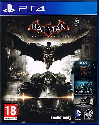 Einfach und sicher online bestellen: Batman: Arkham Knight Sonder Edition (AT-PEGI) in Österreich kaufen.
