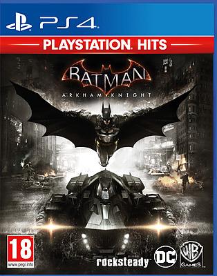 Einfach und sicher online bestellen: Batman: Arkham Knight PS4-Hits in Österreich kaufen.