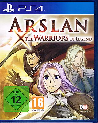 Einfach und sicher online bestellen: Arslan: The Warriors of Legend in Österreich kaufen.