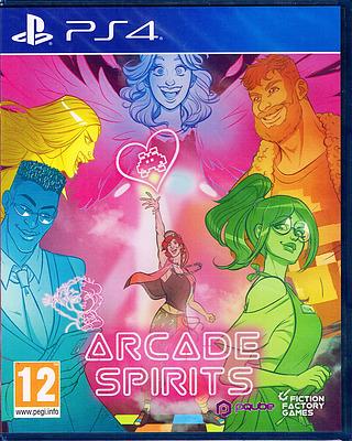 Einfach und sicher online bestellen: Arcade Spirits (PEGI) in Österreich kaufen.