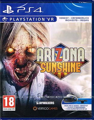 Einfach und sicher online bestellen: VR Arizona Sunshine (AT-PEGI) in Österreich kaufen.