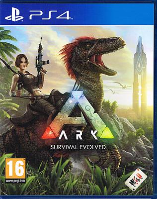 Einfach und sicher online bestellen: ARK: Survival Evolved (AT-PEGI) in Österreich kaufen.