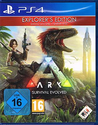 Einfach und sicher online bestellen: ARK: Survival Evolved Explorer's Edition in Österreich kaufen.