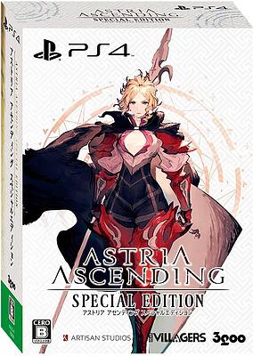 Einfach und sicher online bestellen: Astria Ascending Special Edition (PEGI) in Österreich kaufen.