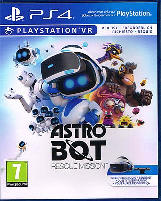 Einfach und sicher online bestellen: Astro Bot Rescue Mission (AT-PEGI) in Österreich kaufen.