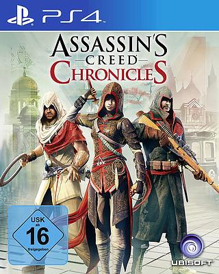 Einfach und sicher online bestellen: Assassin's Creed Chronicles in Österreich kaufen.