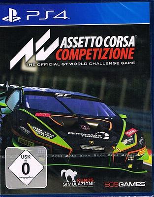Einfach und sicher online bestellen: Assetto Corsa Competizione in Österreich kaufen.