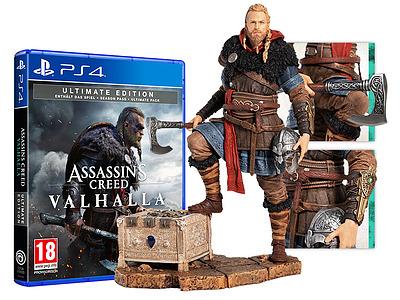 Einfach und sicher online bestellen: Assassins Creed Valhalla Bundle (AT) in Österreich kaufen.