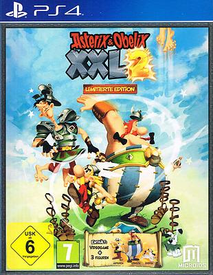 Einfach und sicher online bestellen: Asterix & Obelix XXL2 Limited Edition in Österreich kaufen.