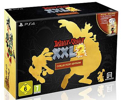 Einfach und sicher online bestellen: Asterix & Obelix XXL2 Collectors Edition in Österreich kaufen.