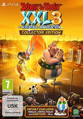 Einfach und sicher online bestellen: Asterix & Obelix XXL3: The Crystal Menhir Collect. in Österreich kaufen.