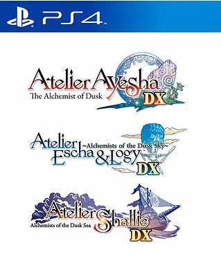 Einfach und sicher online bestellen: Atelier Dusk Trilogy in Österreich kaufen.