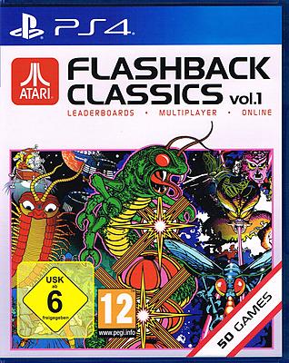 Einfach und sicher online bestellen: Atari Flashback Classics Vol. 1 in Österreich kaufen.