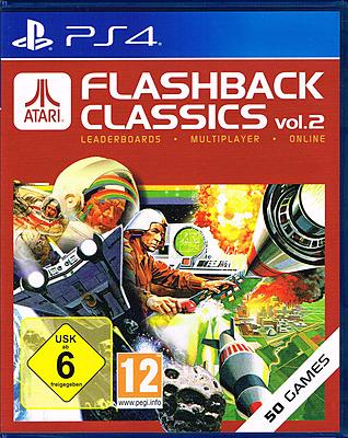 Einfach und sicher online bestellen: Atari Flashback Classics Vol. 2 in Österreich kaufen.