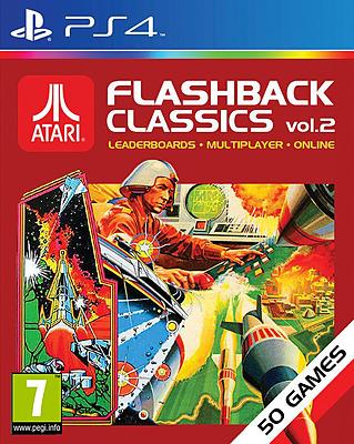Einfach und sicher online bestellen: Atari Flashback Classics Vol. 2 (PEGI) in Österreich kaufen.