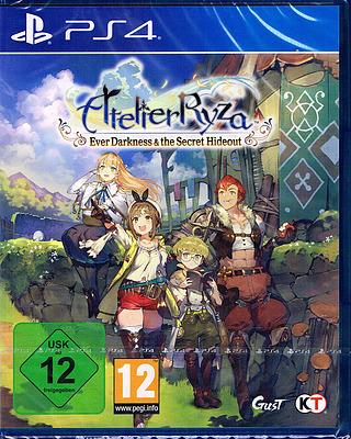 Einfach und sicher online bestellen: Atelier Ryza: Ever Darkness & the Secret Hideout in Österreich kaufen.
