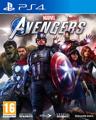 Einfach und sicher online bestellen: Marvel's Avengers (PEGI) in Österreich kaufen.