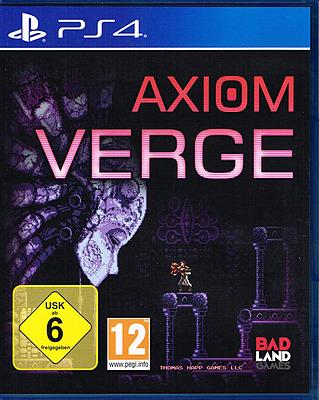 Einfach und sicher online bestellen: Axiom Verge in Österreich kaufen.